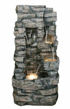 One Of A Kind Water Fountains   Outdoor Fountains   Indoor Waterfalls - Bradford