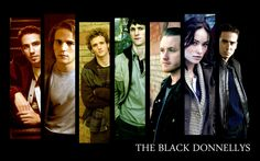 The Black Donnellys, fun fact this is the wall paper on my computer ,<3 <3 <3
