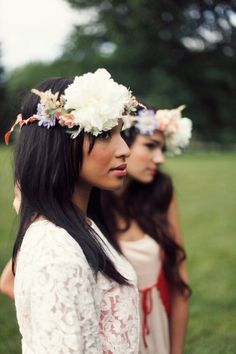 Floral Crown - Eliza Jane Photography