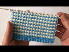 Baby Cardigan Knitting Pattern, Easy Knitting Patterns, Knitting Stitches, Knitting Designs, Baby Knitting, Crochet Coaster Pattern, Filet Crochet Charts, Kurti Designs Party Wear, Brazilian Embroidery