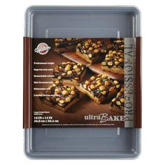 Wilton Ultra Bake Pro 16x12 Large Cookie Pan w Cover ** To view further for this item, visit the image link.Note:It is affiliate link to Amazon. #babygift