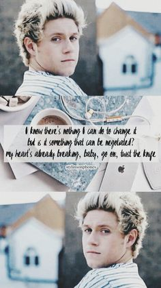 Niall Horan x Love You Goodbye | ctto: @stylinsonphones