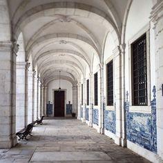 São Vicente de Fora, Lisbon / love at first and second sight