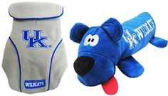 NCAA Kentucky Wildcats Pet Tube Toy Pet Fleece Vest Bundle XSmall >>> Read more at the image link. (This is an affiliate link) Dog Training Pads, Training Tips, Dog Chew Toys, Dog Toys, Kentucky Wildcats, Fleece Vest, Dog Care, Image Link, Advice