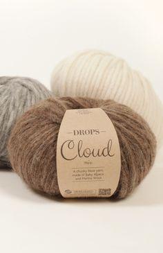 DROPS Cloud colour chart ~ DROPS Design