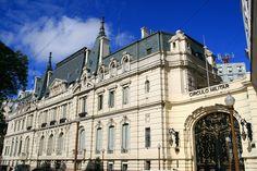 Palacio Paz - Circulo_Militar , Buenos Aires, Argentina