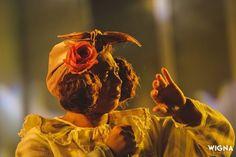 Oratório de Sta Luzia 2016. Marilha Cardinally como a Cega Graça  Direção Luciana Duarte Música Danilo Guanais Dramaturgia e figurinos João Marcelino. Foto de Wigna Ribeiro
