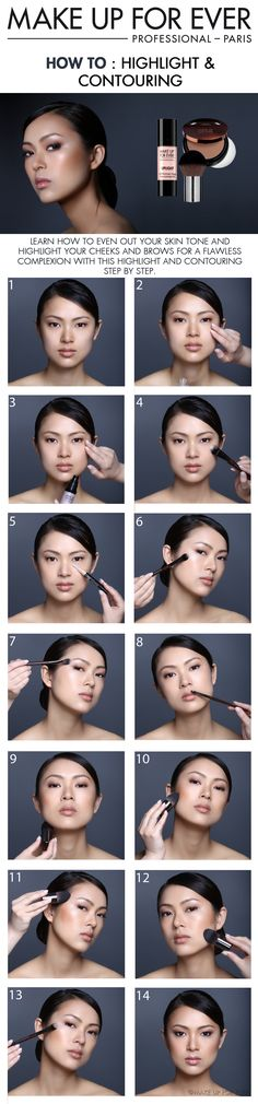 How To: Highlight & Contouring