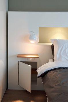Slaapkamer nachtkastje - Inge Bouman