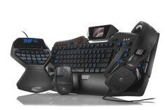Logitech Gaming G-Series - can you say nerdgasm?