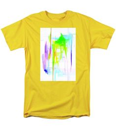 Men's T-Shirt (Regular Fit) - Abstract 9616