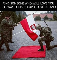Find someone who will love you the way polish people love Poland Someone To Love Me, Find Someone Who, Love You, My Love, Polish To English, Poland Girls, Polish People, Polish Memes, Visit Poland