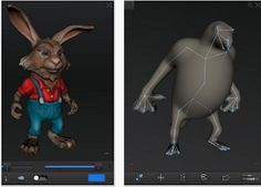 Educational Technology and Mobile Learning: Two Handy iPad Apps to Create 3D Drawings and Models