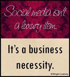 Robin may specialize in social media.