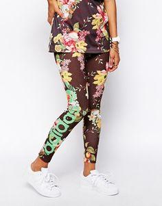 Adidas Fruit Bowl leggings