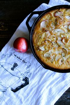Cornbread with Caramelized Apples and Onions Recipe