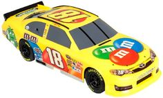 Air Hogs RC NASCAR 1:24th Scale - #18 M&Ms (Kyle Busch), , #Toys, #Electronics for Kids