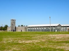 Robben Island Prison, Cape Town, South Africa (now a historical site and museum)