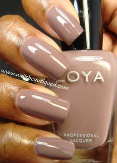 Zoya Naturel Collection Spring 2014, Normani