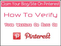 Get A Page Rank 9 Do-Follow Backlink From Pinterest