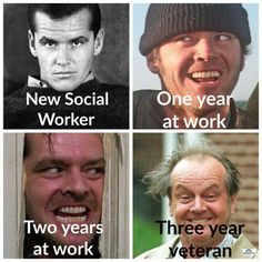 Vaguely inappropriate ... mostly accurate #SocialWorker