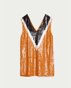 a-divina: Looks para dar paso al nuevo año #moda #fashion Zara 49,95€