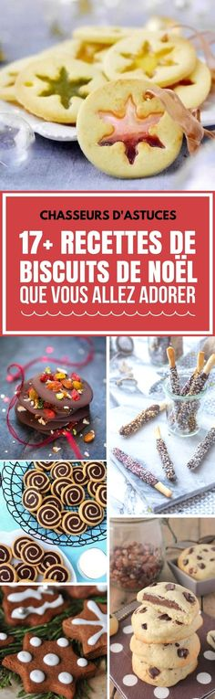 Here are 17 Christmas Cookie Recipes that you will love. Do not miss the Christmas tradition with its biscuits. Source by sderul Christmas Biscuits, Christmas Baking, Thermomix Desserts, Cake & Co, Happy Foods, Cookie Bars, Toffee, Soul Food, Sweet Recipes