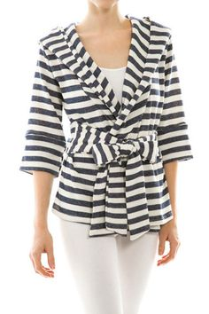 b29196234950 Another great find on  zulily! Gilli Navy   White Plaid Jumpsuit by ...