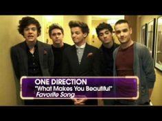 One Direction Peoples Choice favorite song