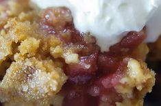 Dump Cake by Ree Drummond / The Pioneer Woman~T~ we all know what it is, endless variations, easy cheat. I admit that every once and awhile I pull out some cherry pie filling and a cake mix and make this with nuts on top. I Confess