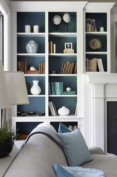 Coastal Living Rooms, Home Living Room, Living Room Designs, Living Room Decor, Dining Room, Apartment Interior Design, Home Office Design, Interior Design Kitchen, Interior Shop
