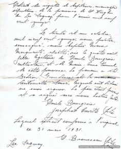 Baptism record for Marie Marguerite Yvette Bourgeois Marriage Certificate, Genealogy Research, Family Genealogy, Transcription, Mother Family, My Family History, Family Search, Daisy