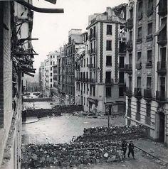 Calle Benito Gutiérrez, Madrid - Portal Fuenterrebollo