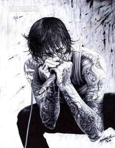 R.I.P. Mitch Lucker by SMidnighT