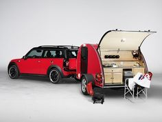Mini Cooper S Clubman Accessorized (2012). OH. My. GOODNESS! <3 Mini Coopers!!