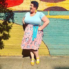 Photo from alisonofagun #sourpussclothing #retro #spring #catslikeusstyle