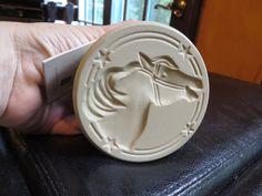 No marrón bolso carrusel animales 1997 serie por MyVintageBowtique