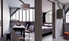 Parisian Loft by Flora de Gastines   www.interiorsbythecity.ch