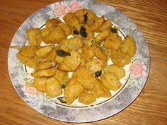 Indian Recipes - Fried Idli