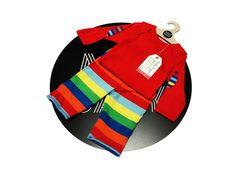 Conjunto ropa infantil chico