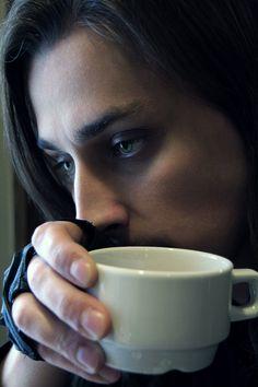 a cup of tea maybe by Kirakawa