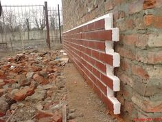 Brick Cladding, House Cladding, Wall Cladding, Shipping Container Home Designs, Container House Design, Diy Cabin, Bedroom Bed Design, Unique House Design, Building Systems