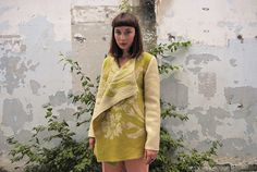 Wintervacht vintage wool blanket coat