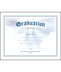 Beautifully designed for contemporary or traditional tastes, these certificates offer quality, style and variety -- a wonderful addition to ...