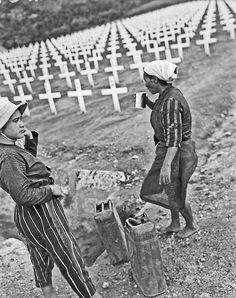Cemetery on Okinawa