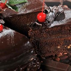 Bizcocho de chocolate :: NESTLE LA LECHERA