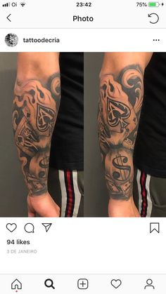 Forearm Tattoo Quotes, Forarm Tattoos, Anklet Tattoos, Forearm Sleeve Tattoos, Best Sleeve Tattoos, Leg Tattoos, Inner Forearm Tattoo, Small Dope Tattoos, Hand Tattoos For Guys