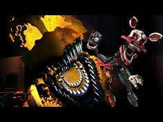 HAPPY HALLOWEEN | Five Nights at Freddy's Halloween Update - Part 1 - YouTube