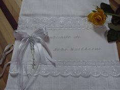 Toalhinha Batismo | por Maria Helena Strapazzon Furlan