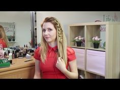 Три прически на каждый день. Three hairstyle for every day. - YouTube